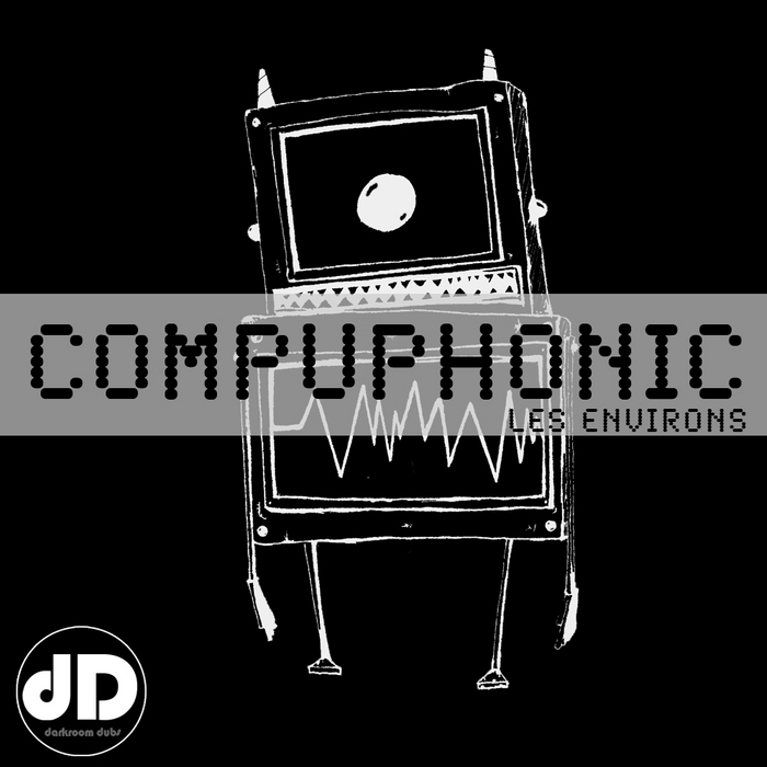 COMPUPHONIC - Les Environs EP