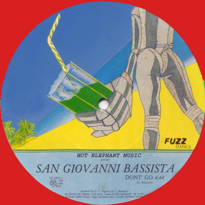 BASSISTA, San Giovanni - Don't Go
