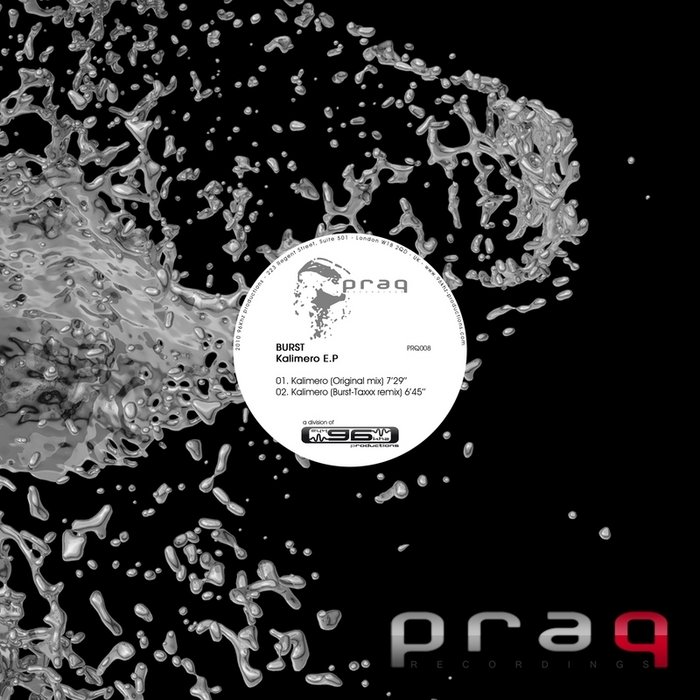 BURST - Kalimero EP