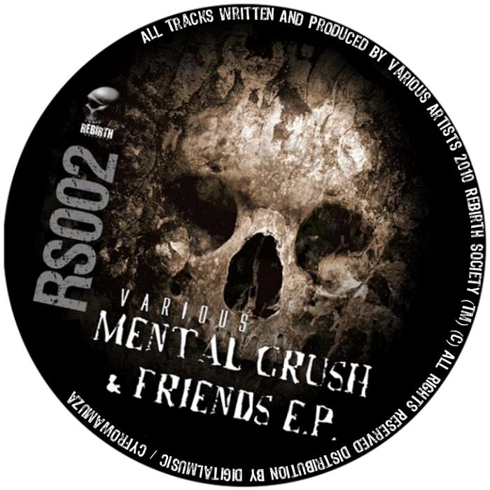 MENTAL CRUSH/KREE/HELLNOIZZ - Mental Crush & Friends EP