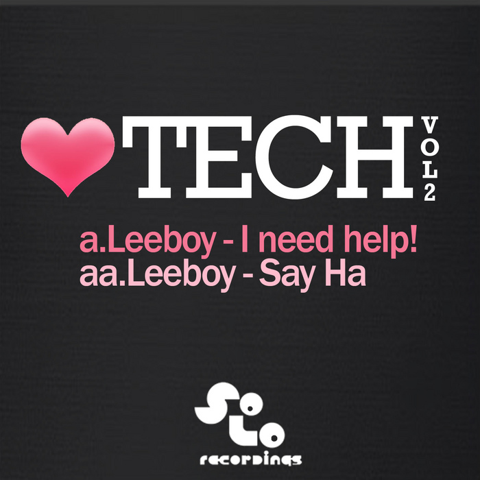 LEEBOY - Love Tech Vol 2