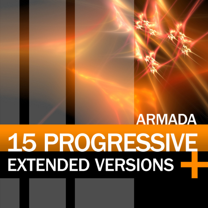 VARIOUS - Armada 15 Progressive (extended versions)