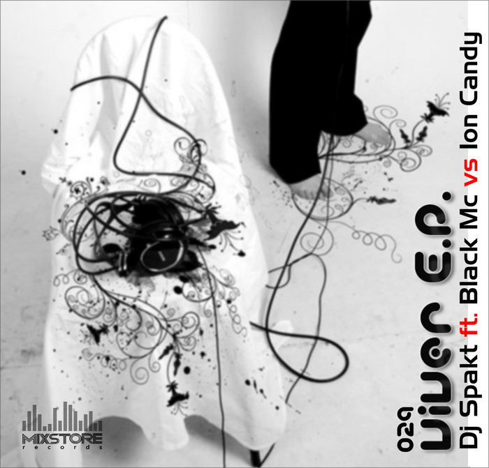 DJ SPAKT vs ION CANDY feat BLACK MC - Viver EP