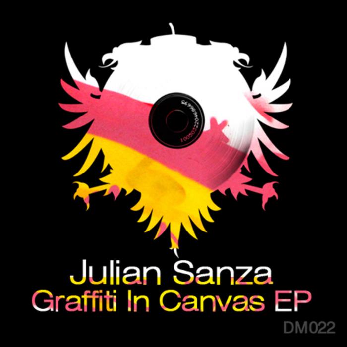 SANZA, Julian - Graffiti In Canvas EP