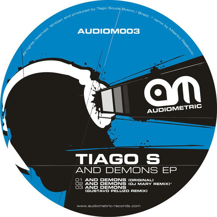 TIAGO S - And Demons EP