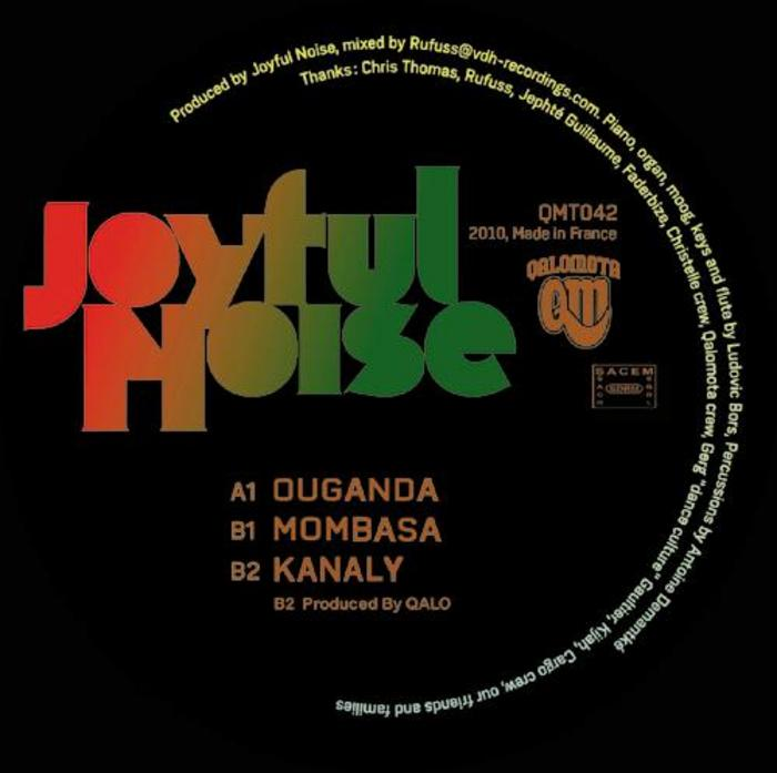 QALO/JOYFUL NOISE - Ouganda