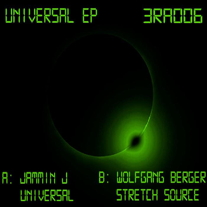 JAMMIN J/WOLFGANG BERGER - Universal