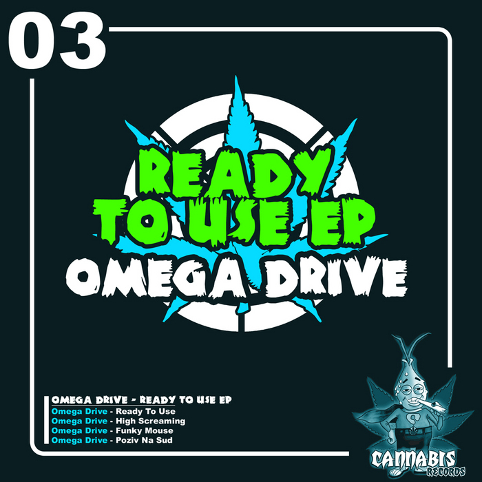 OMEGA DRIVE - Ready To Use EP