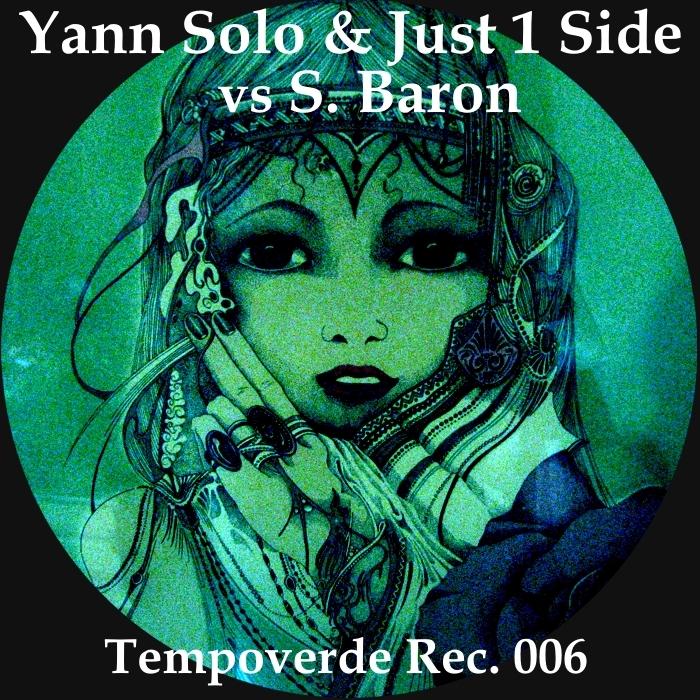 SOLO, Yann/JUST 1 SIDE/S BARON - La Luna