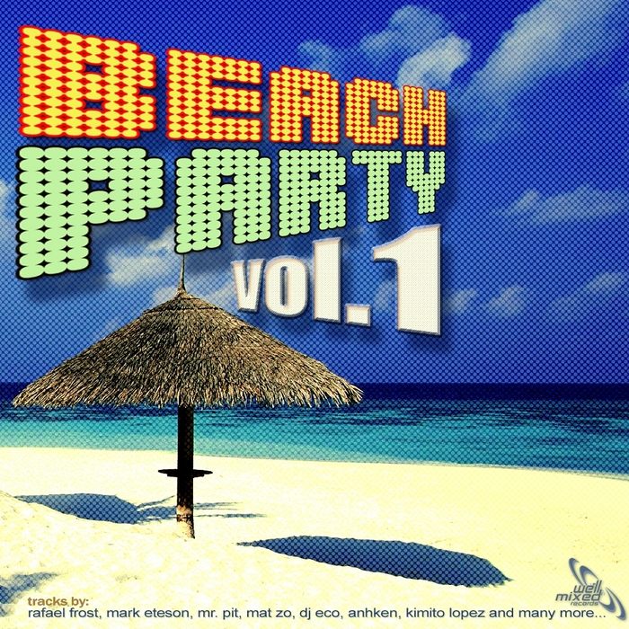 VARIOUS - Beach Party Vol 1
