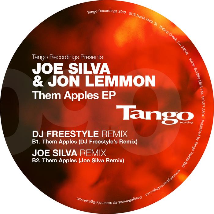 SILVA, Joe/JON LEMMON - Them Apples EP