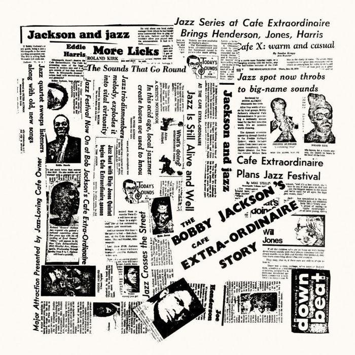 JACKSON, Bobby - The Cafe Extra-Ordinaire Story