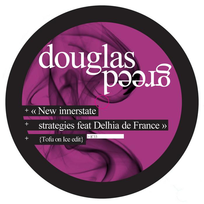 GREED, Douglas - New Innerstate Strategies EP