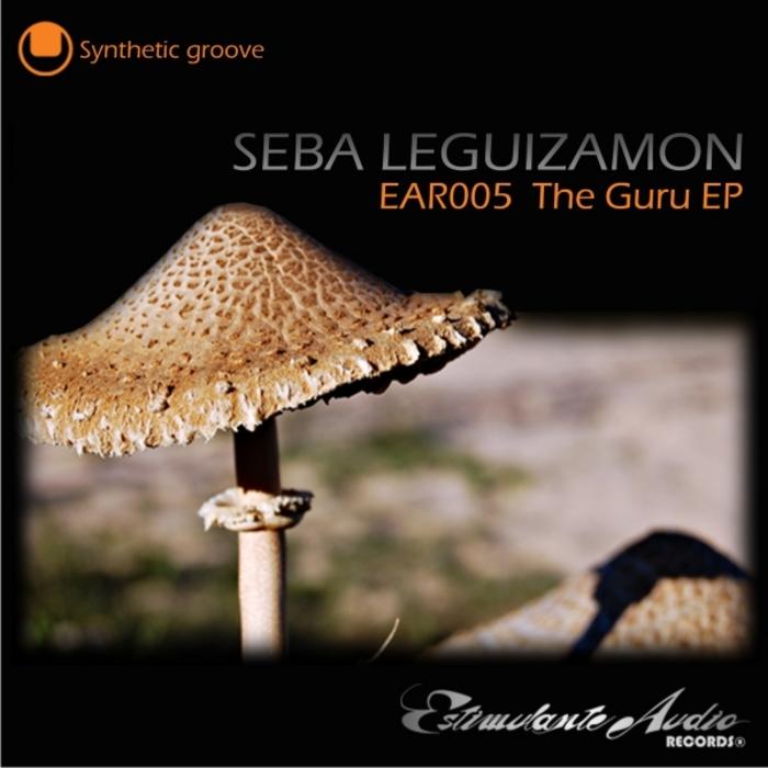 LEGUIZAMON, Andrea - The Guru EP