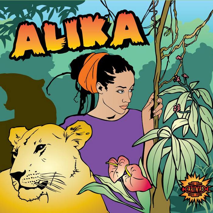 MAD PROFESSOR/ALIKA - Mad Professor Meets Alika