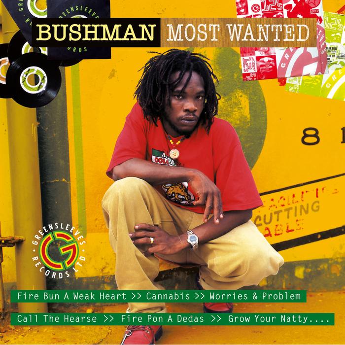 BUSHMAN - Most Wanted
