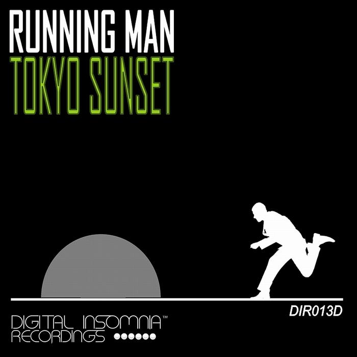 RUNNING MAN - Tokyo Sunset