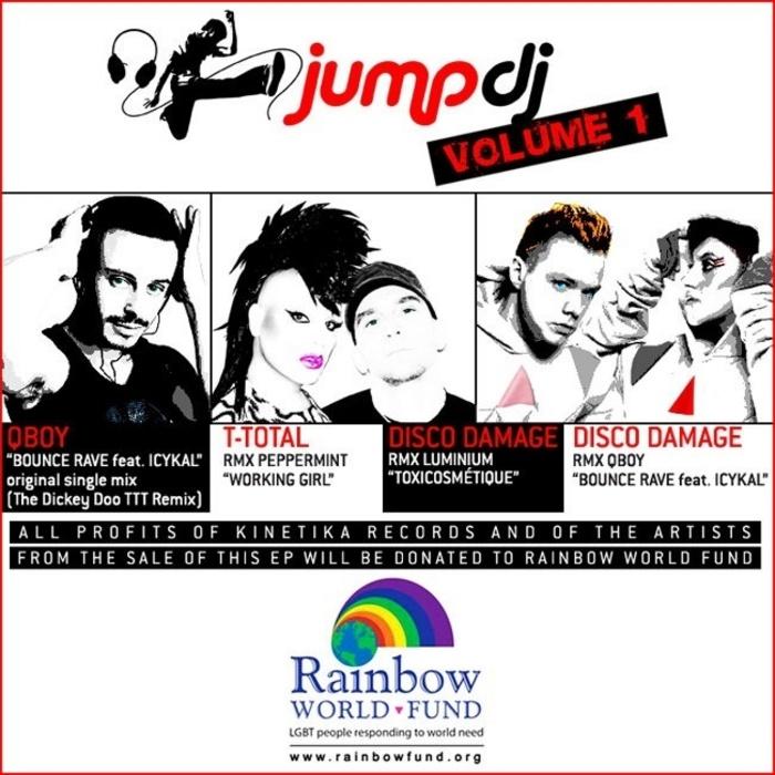 LUMINIUM - Jump DJ Vol 1