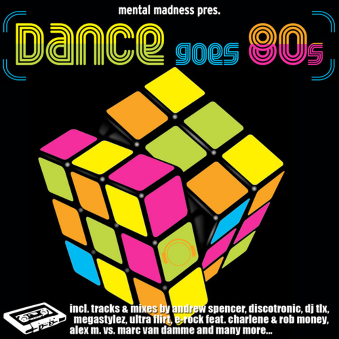 VARIOUS - Dance Goes 80s Vol 1