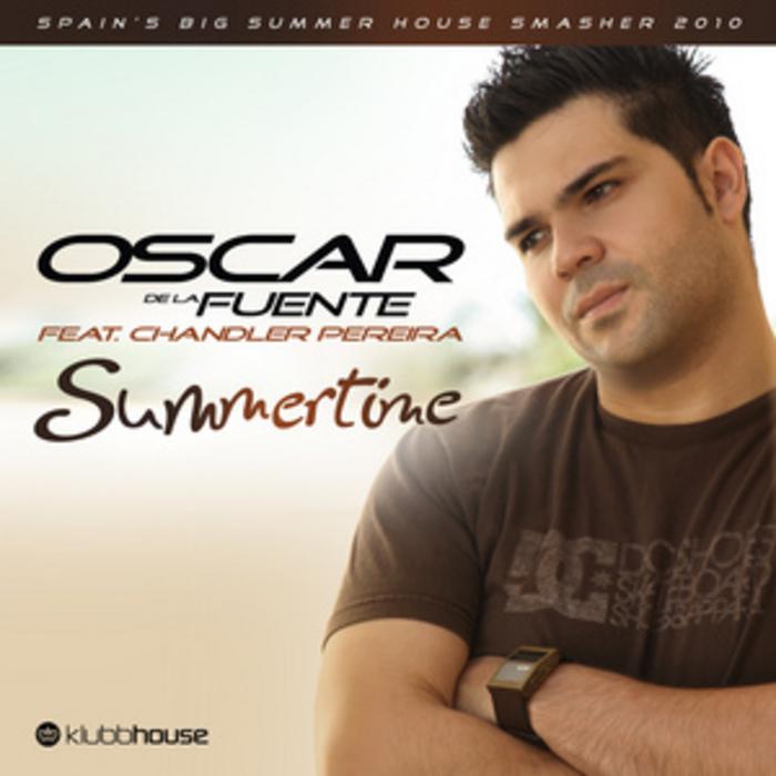 DE LA FUENTE, Oscar feat CHANDLER PEREIRA - Summertime