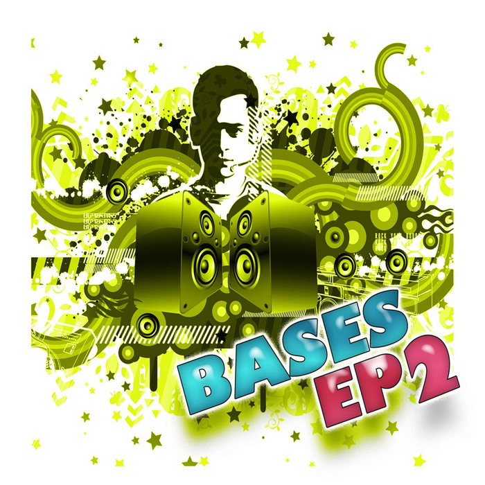 VARIOUS - Digital Bases EP 2 (Scouse-Hardhouse-Bumping)