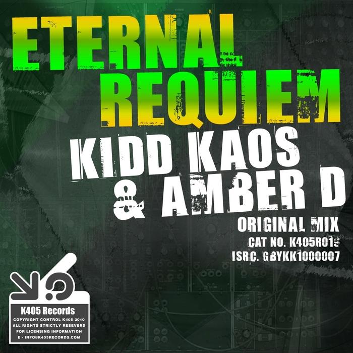 KIDD KAOS/AMBER D - Eternal Requiem