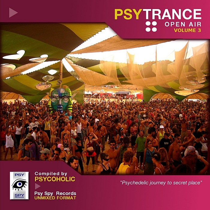 VARIOUS - PsyTrance Open Air Vol 3