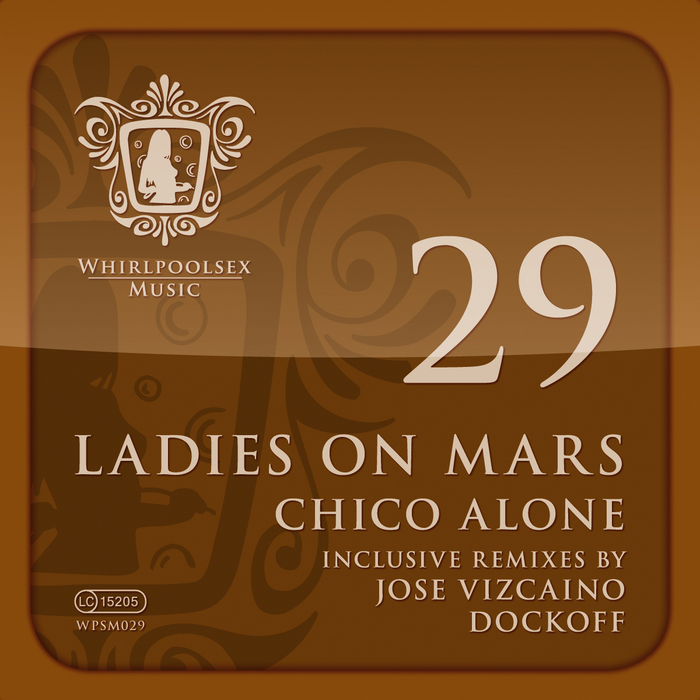 LADIES ON MARS - Chico Alone