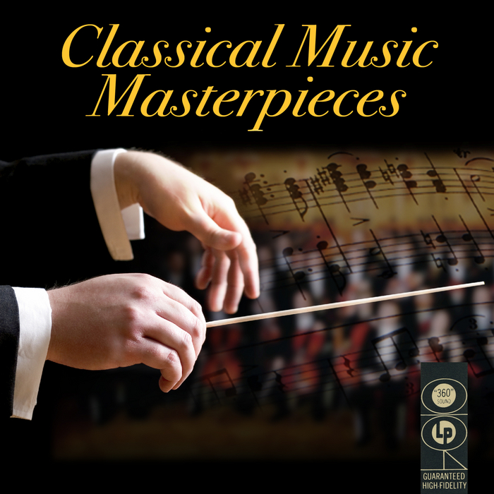 VARIOUS - Classical Music Masterpieces