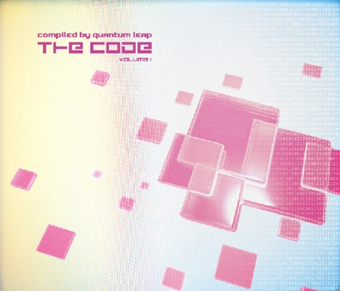 QUANTUM LEAP/VARIOUS - The Code Volume 1 (compiled by Quantum Leap)