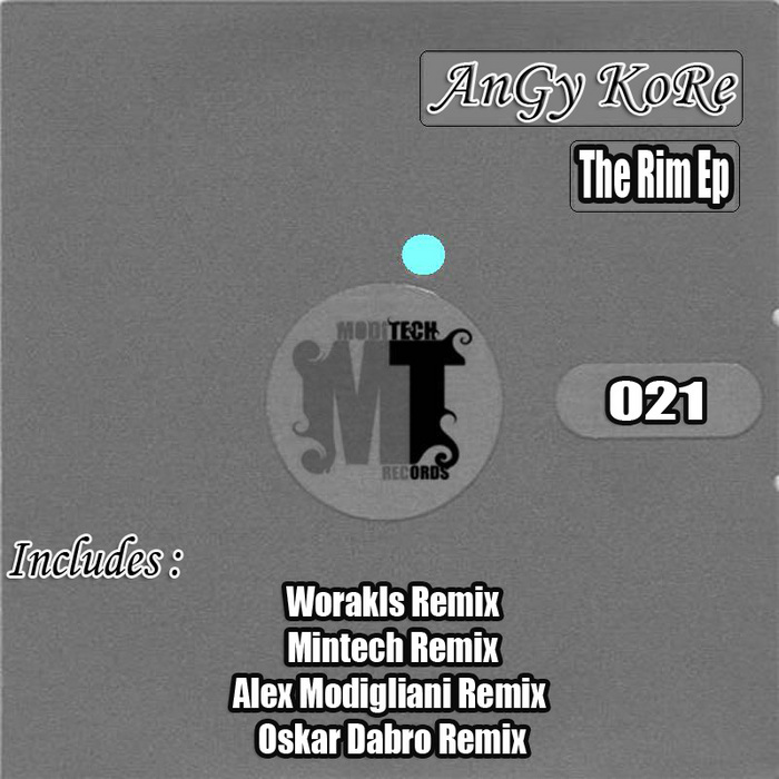 ANGY Kore - The Rim EP