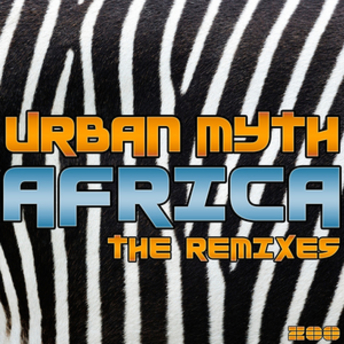 URBAN MYTH - Africa (The remixes)