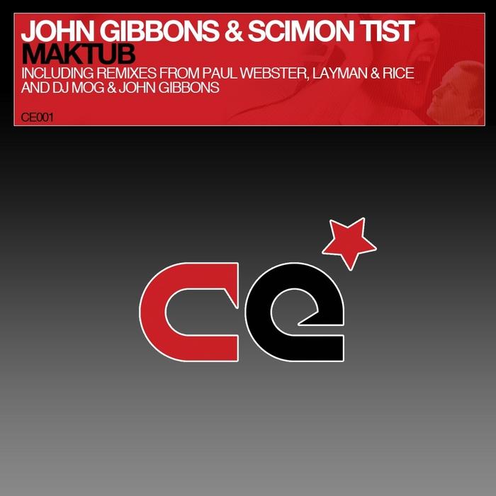 GIBBONS, John/SCIMON TIST - Maktub