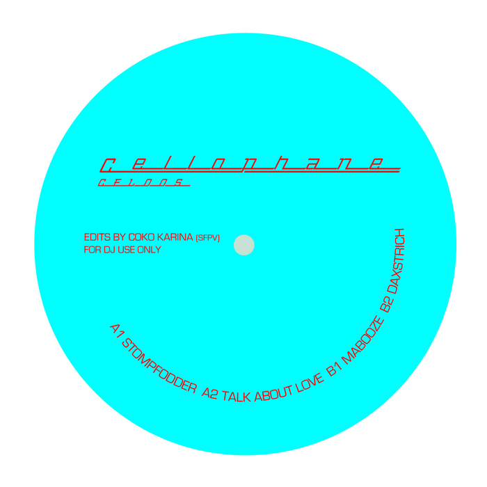 COKO KARINA - Cellophane Edits 5