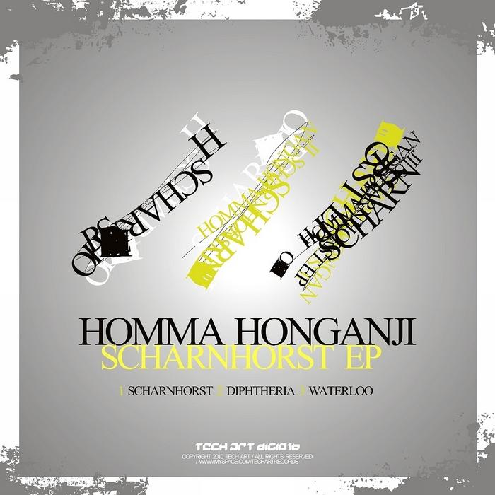 HONGANJI, Homma - Scharnhorst EP