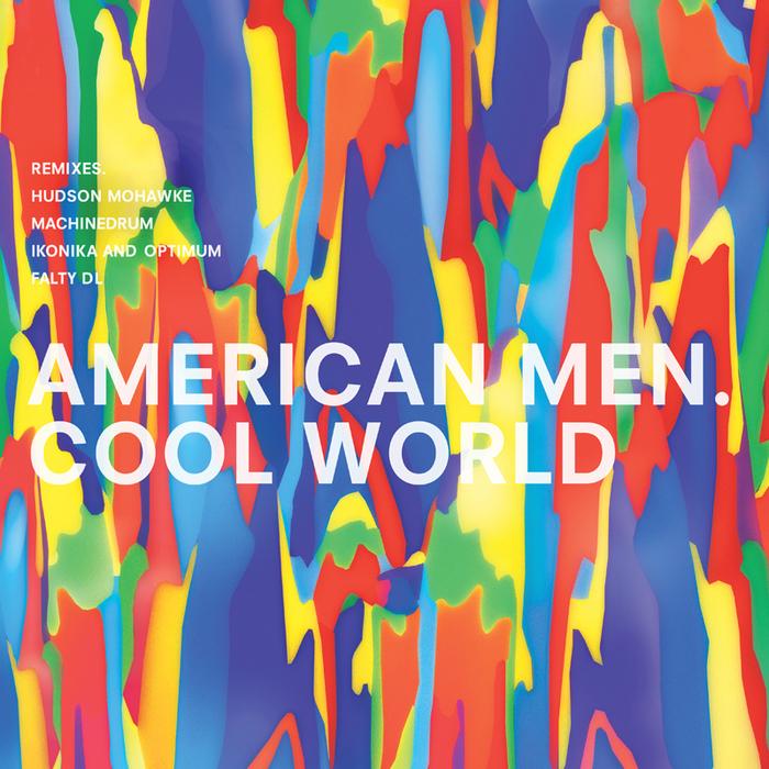 AMERICAN MEN - Cool World EP