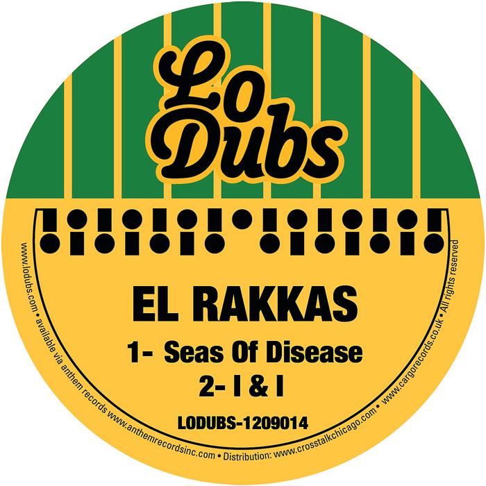 EL RAKKAS - Seas Of Disease