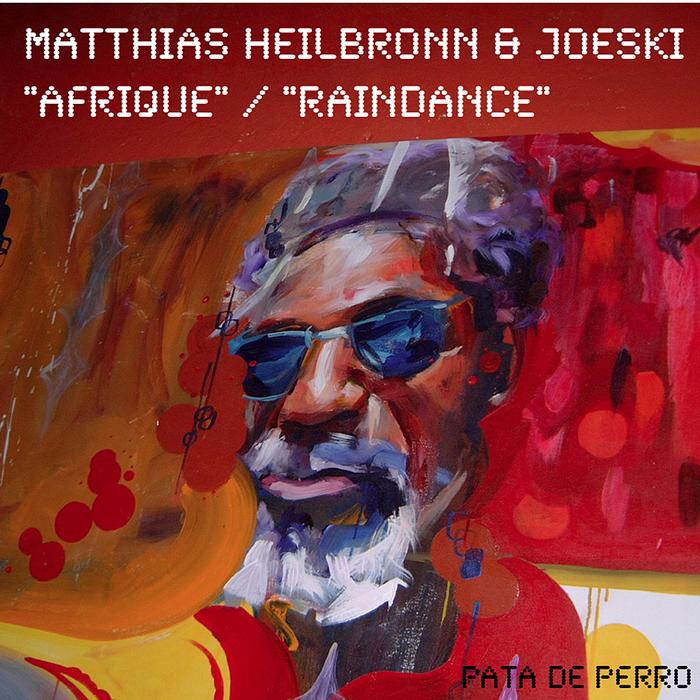 HEILBRONN, Matthias/JOESKI - Matthias Heilbronn & Joeski Present The Afrique EP