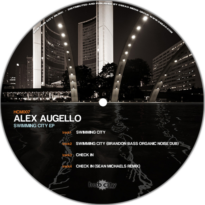 AUGELLO, Alex - Swimming City EP