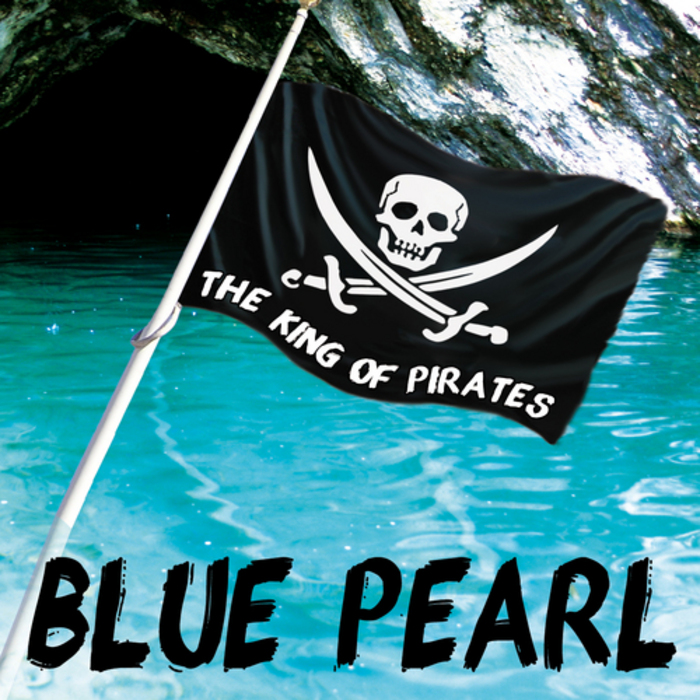KING OF PIRATES, The - Blue Pearl (The Lost Island)