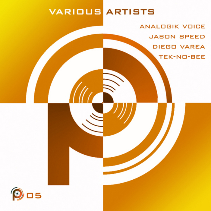 ANALOGIK VOICE/JASON SPEED/DIEGO VAREA/Tek No Bee - Privatti 05