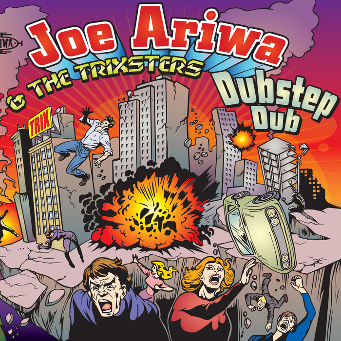 ARIWA, Joe/THE TRIXSTERS - Dubstep Dub