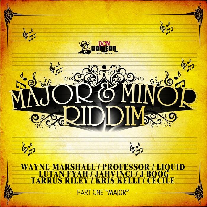 VARIOUS - Don Corleon Presents Major Riddim
