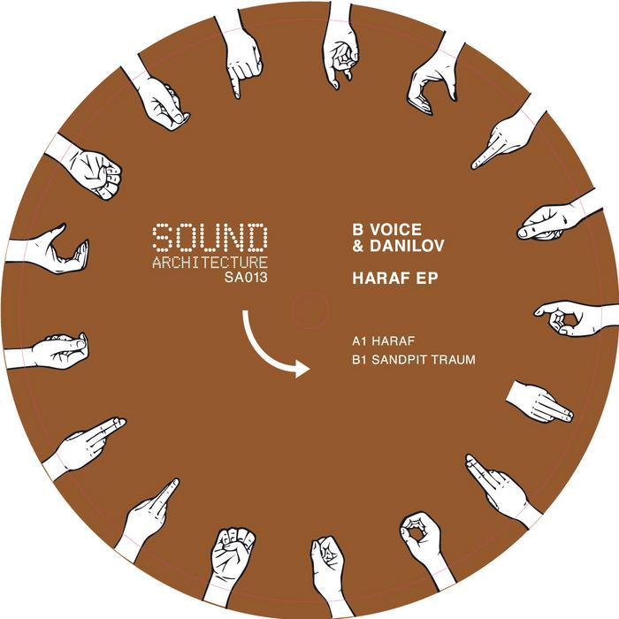 B VOICE/DANILOV - Haraf EP