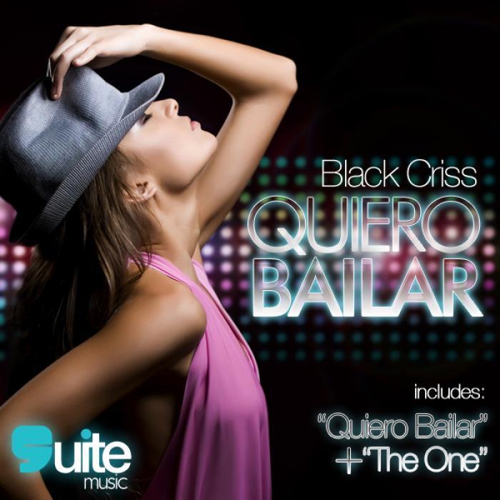 BLACK CRISS - Quiero Bailar EP