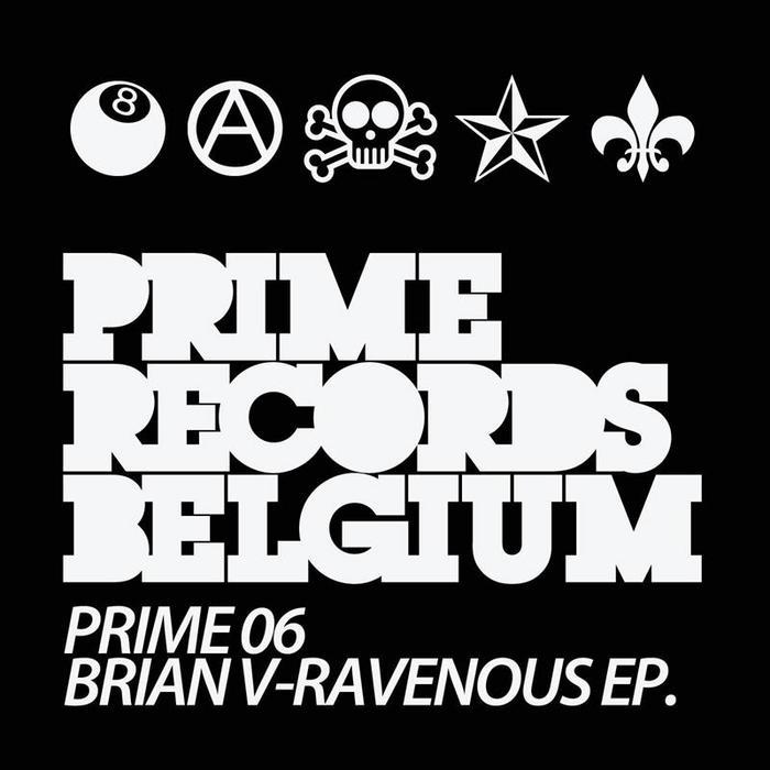 BRIAN V - Ravenous EP