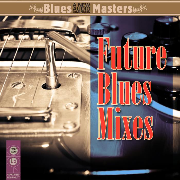 VARIOUS - Future Blues (mixes)