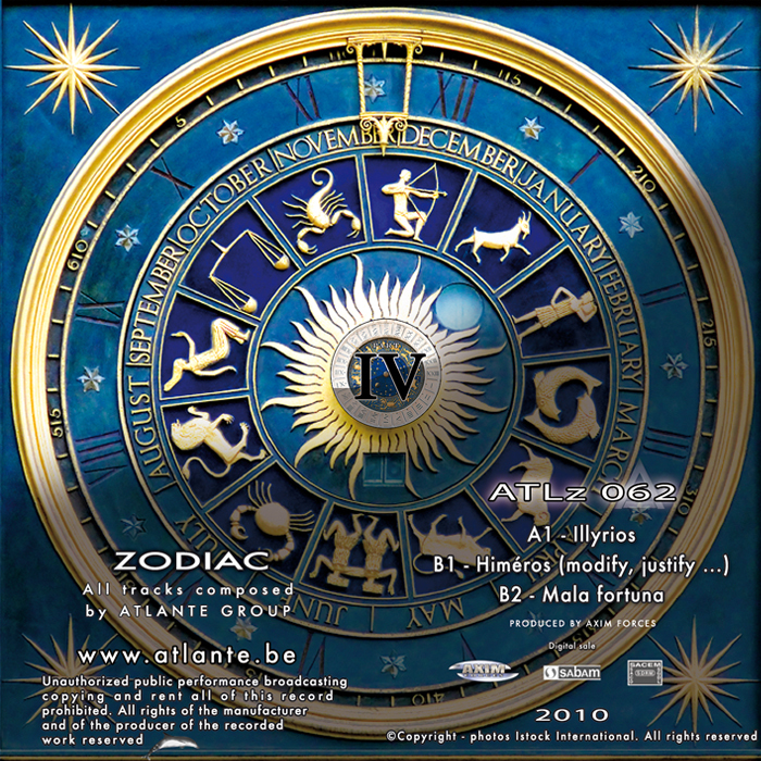 ATLANTE GROUP - Zodiac Part IV
