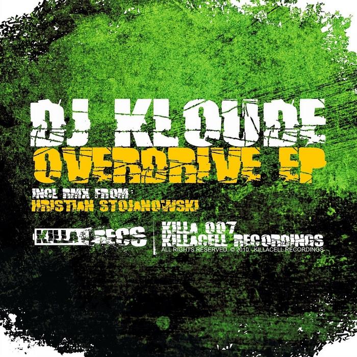 DJ KLOUDE - Overdrive EP