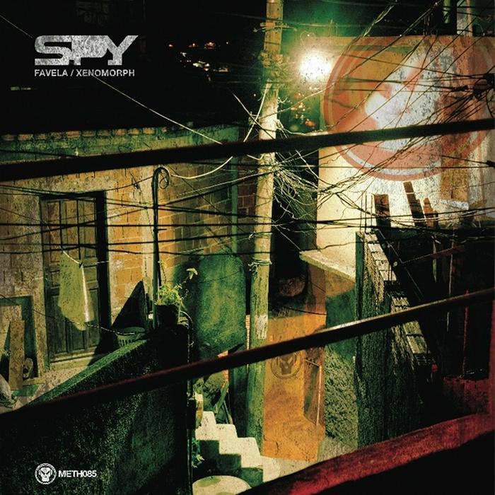 SPY - Favela